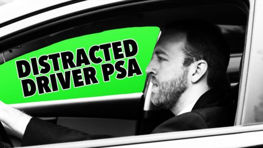 Distracted Drivers PSA