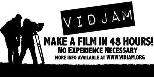 Lancaster Vidjam Filmmaking Weekend 2017
